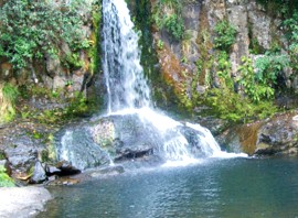 Waiau Falls 309 Road - photo: Waterworks